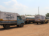 Kate Dairy Delivery Vehicles